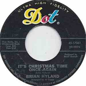 Brian Hyland - It's Christmas Time Once Again download mp3 flac