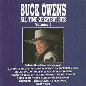 Buck Owens - All-Time Greatest Hits Volume 1 download mp3 flac