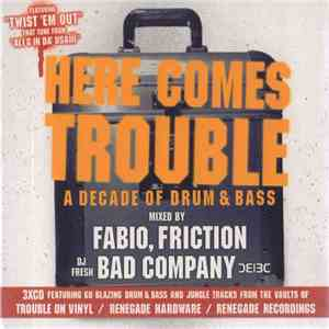 Various - Here Comes Trouble - A Decade Of Drum & Bass download mp3 flac